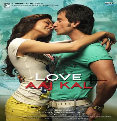 Watch Love Aaj Kal (2009) Full Movie Online Free